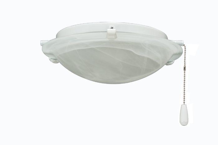 2x13 watt gu24 ceiling fan light kit