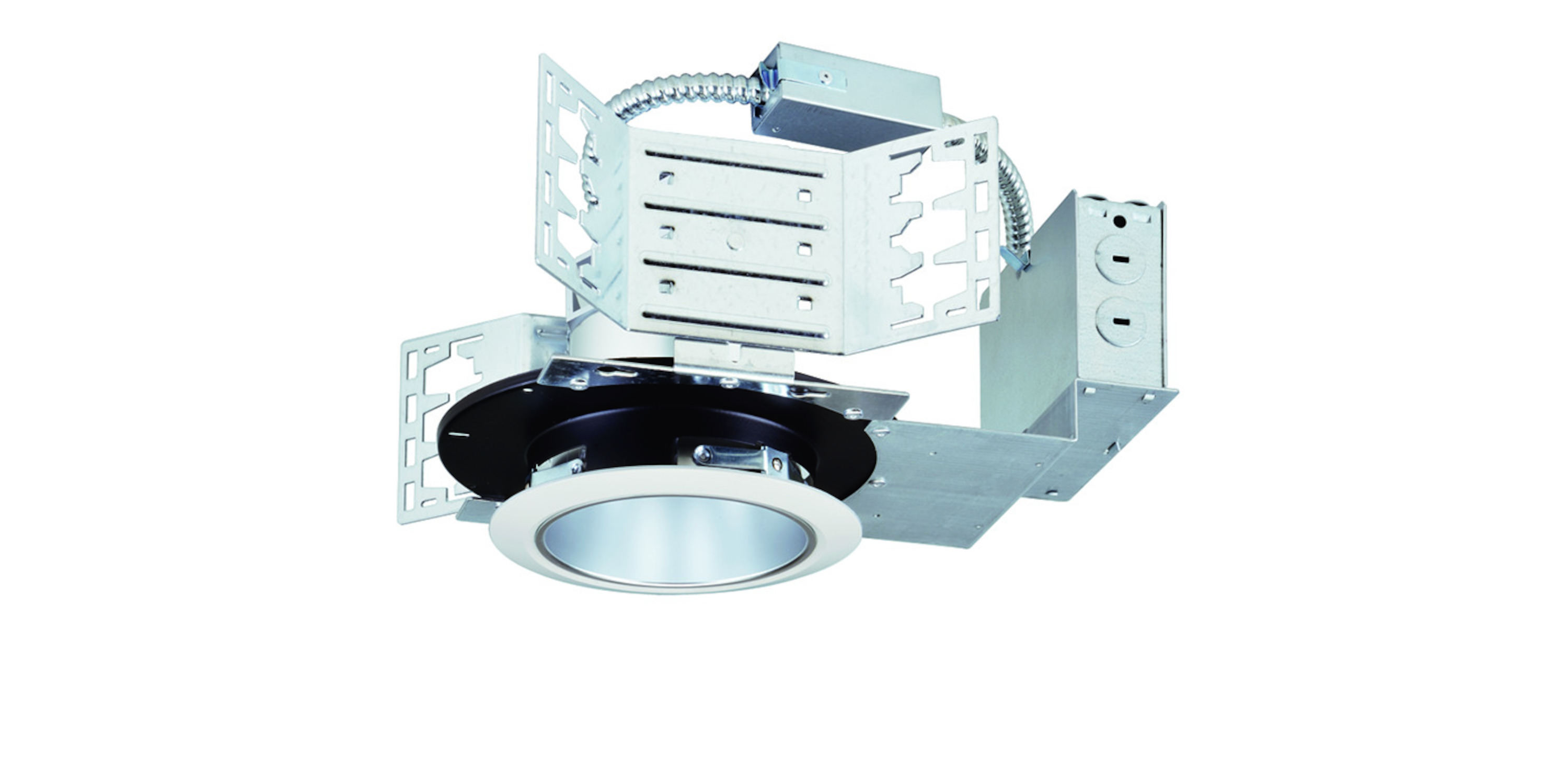 Led 4 Commercial Recessed Architectural Downlight 14w