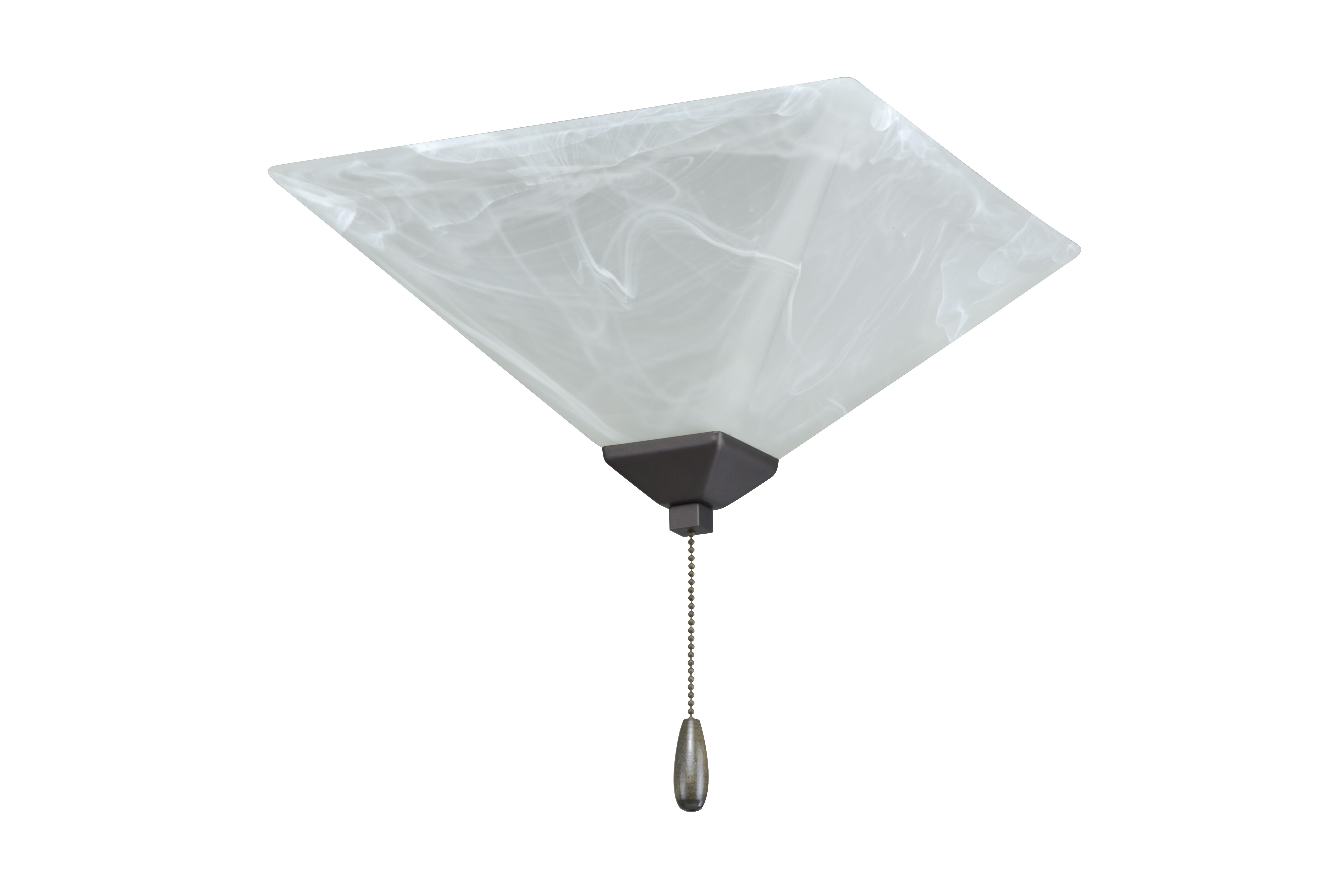 12u201d ceiling fan light kit