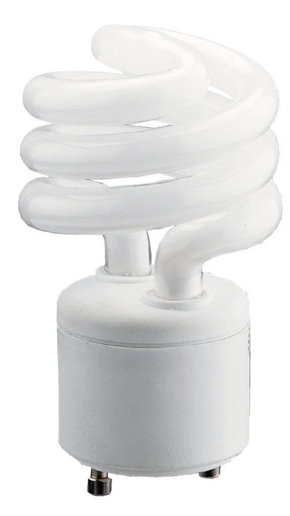 Closeout Spiral Self Ballasted 23w Gu24 Base Lamp