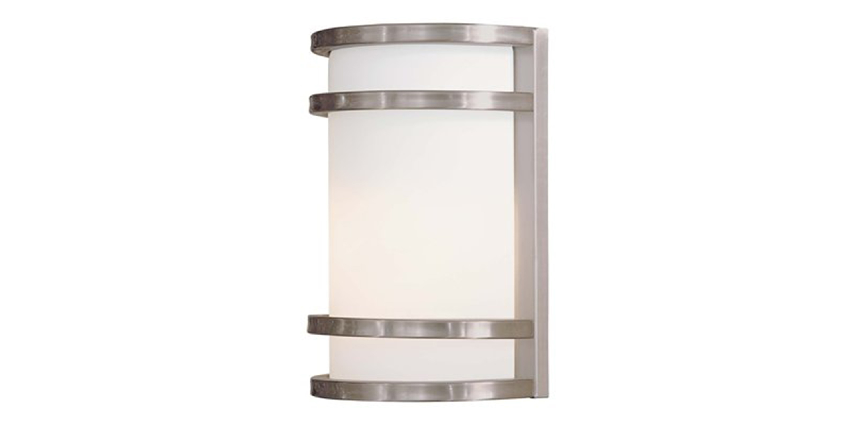 LED Outdoor Wall Sconce - RP Lighting + Fans on Outdoor Wall Sconce Lighting id=51179