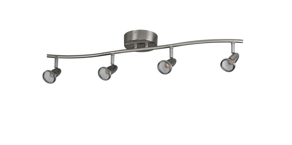 4 head led light bar