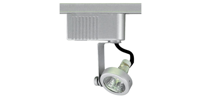 Track lighting rp lighting fans 7543 series closeout a low voltage track head gimbal ring aloadofball Images