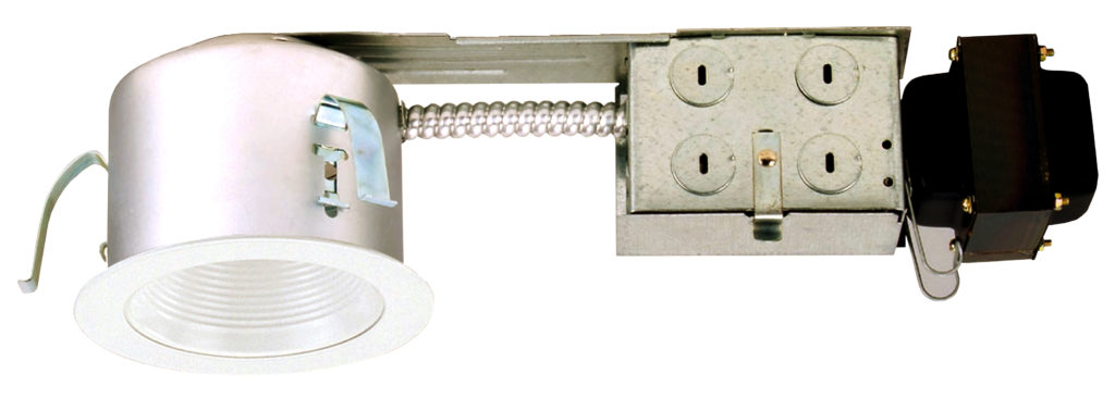 Discontinued 4 Low Voltage Shallow Housing W