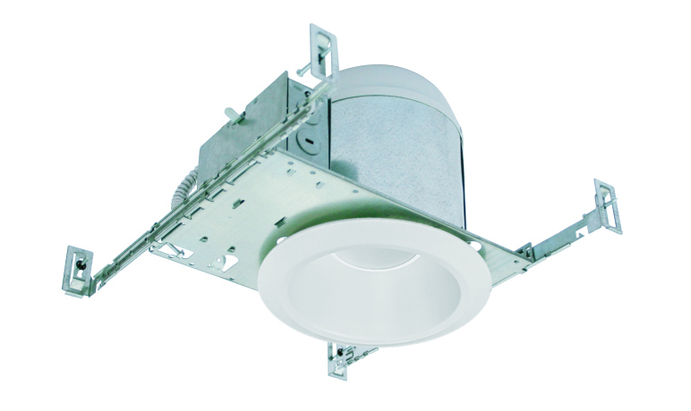6 Quot Led New Construction Recessed Downlight Rp Lighting