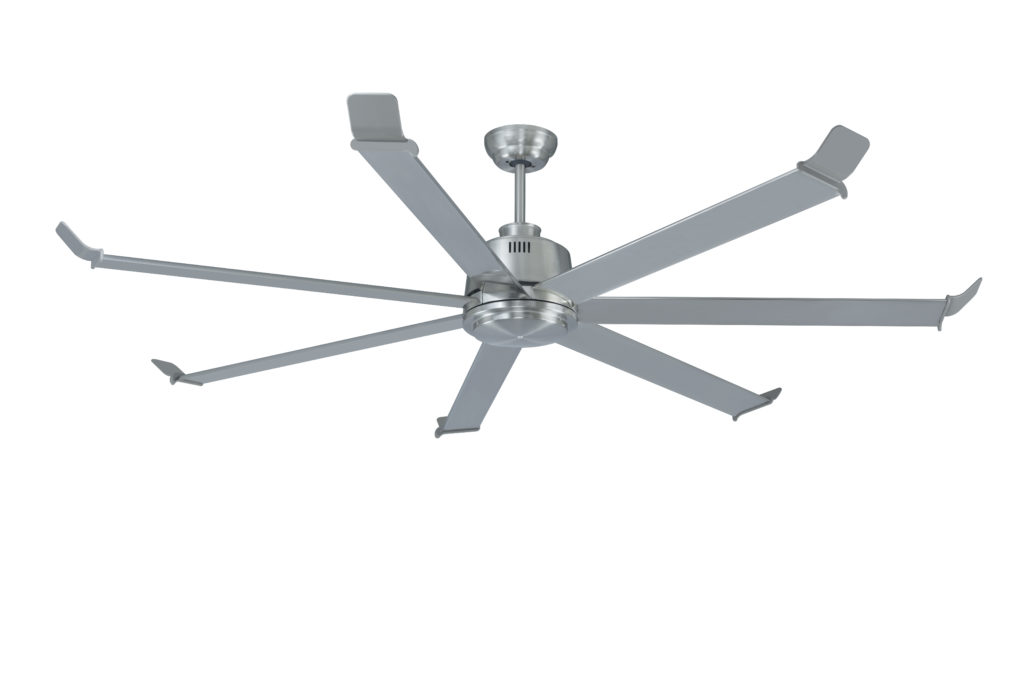 7 Blade 70 Quot Ceiling Fan Arctic Rp Lighting And Fans