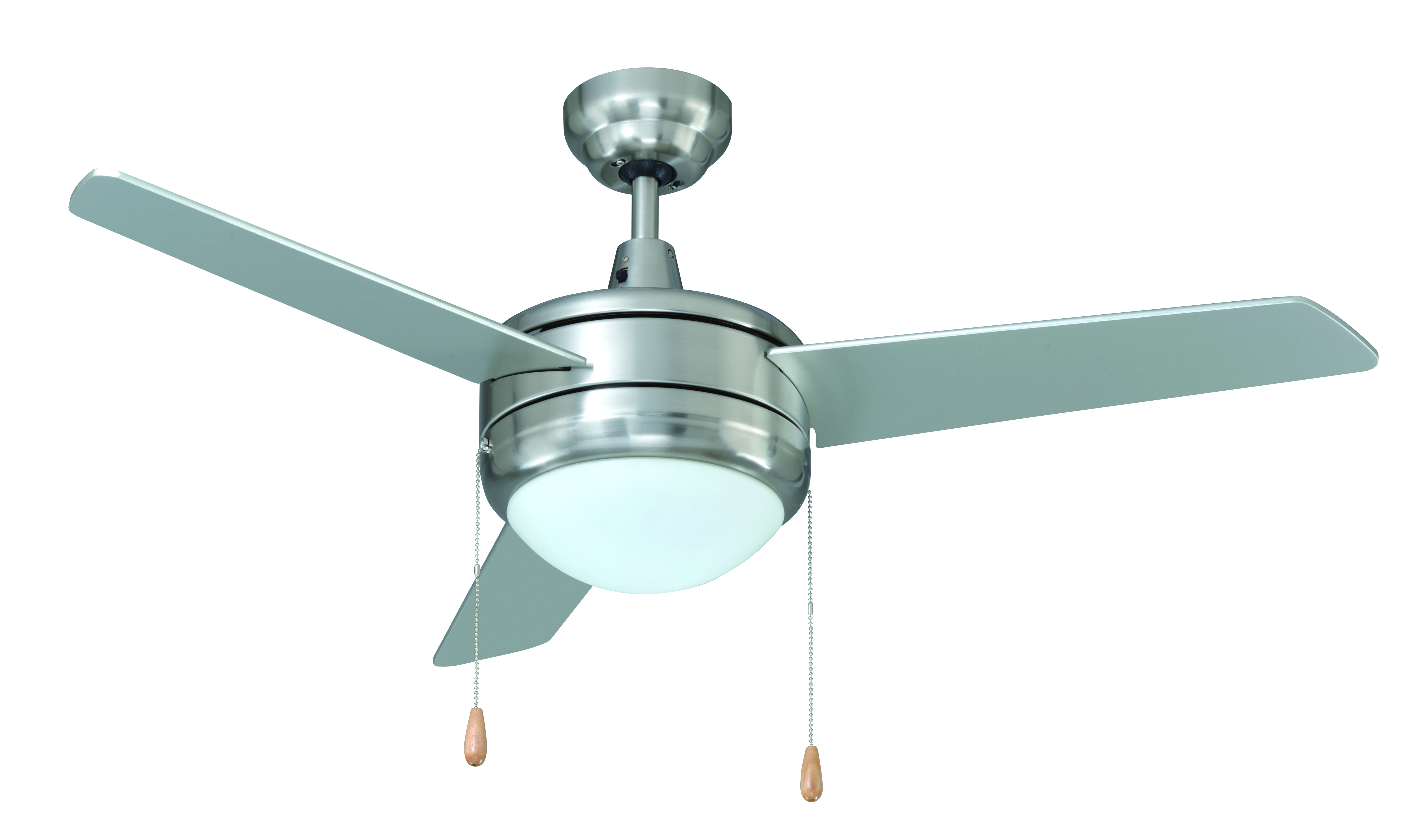 Contempo Ii 3 Blade 44 Sweep Led Rp Lighting Fans