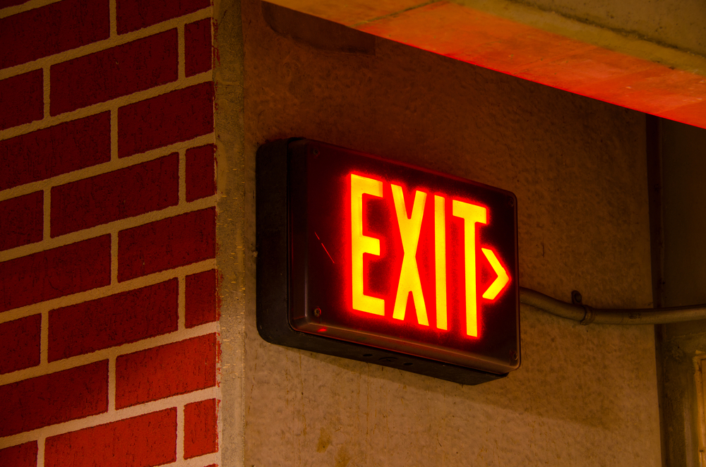 emergency lighting, exit lights, emergency exit lights
